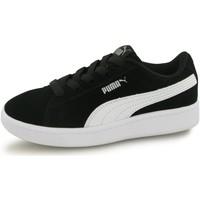 Chaussures Fille Baskets basses Puma Baskets Vikky V2 noir