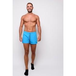 Vêtements Homme Maillots / Shorts de bain Champion Short de plage pour hommes  (214442-bs017) Bleu