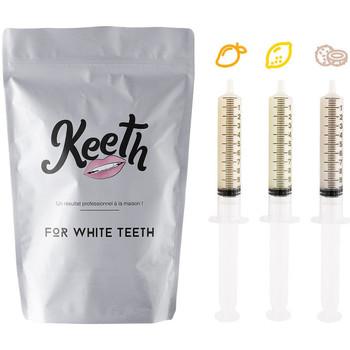 Beauté Soins visage Keeth Pack de 3 recharges fruits exotics Gris