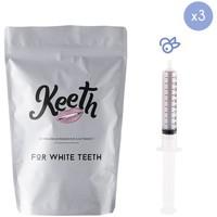 Beauté Soins visage Keeth Pack de 3 recharges myrtille Gris