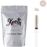 Beauté Soins visage Keeth Pack de 3 rechagres coco Gris