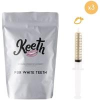 Beauté Soins visage Keeth Pack de 3 rechages mangue Gris