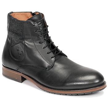 Chaussures Homme Boots Kost DROME Noir