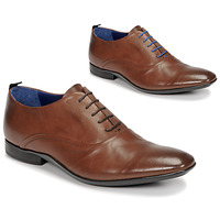 Chaussures Homme Richelieu Azzaro ODILY Cognac