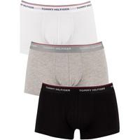 Sous-vêtements Homme Boxers Tommy Hilfiger Lot de 3 boxers Premium Essentials taille basse multicolore