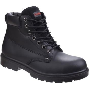 Chaussures Homme Bottes Centek  Noir