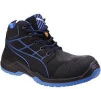 Chaussures Homme Bottes Puma  Bleu