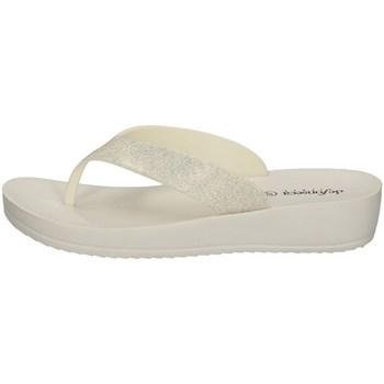 Chaussures Femme Mules De Fonseca IMPERIA P W55 BLANC