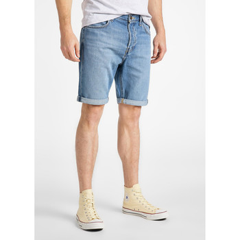Vêtements Homme Shorts / Bermudas Lee Short  Light Baybridge bleu clair