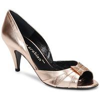 Chaussures Femme Escarpins Karine Arabian MONTEREY Rose métallisé