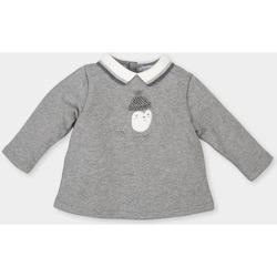 Vêtements Enfant Pulls Tutto Piccolo Pull long Gris