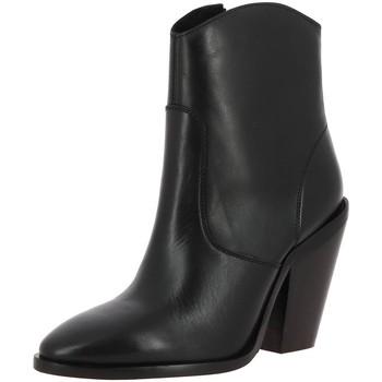 Chaussures Femme Bottines Bronx 34111 noir