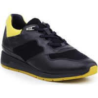 Chaussures Homme Baskets basses Geox D Shahira A D44N1A-085NY-CF43S granatowy, żółty