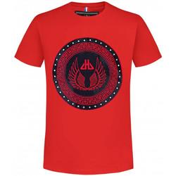 Vêtements Homme T-shirts manches courtes Horspist Tee-shirt Rouge