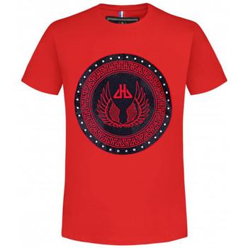 Vêtements Homme T-shirts & Polos Horspist Tee-shirt  Rouge
