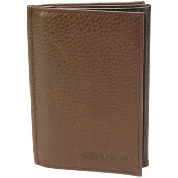 Sacs Homme Portefeuilles Arthur & Aston Porte-papiers Arthur et Aston en cuir ref_49800 C Marron