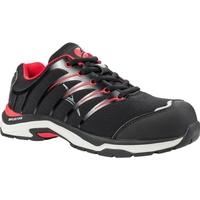 Chaussures Homme Baskets basses Albatros  Noir / rouge