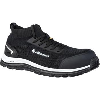 Chaussures Homme Baskets basses Albatros  Noir