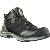 Chaussures Homme Chaussures de sécurité Albatros  Noir/ Vert