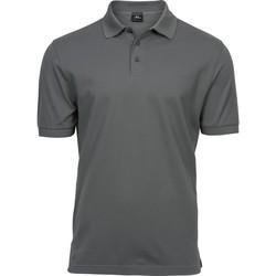 Vêtements Homme Polos manches courtes Tee Jays TJ1405 Vert terne