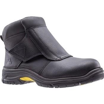 Chaussures Homme Boots Amblers  Noir