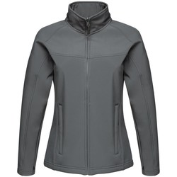 Vêtements Femme Sweats Regatta Softshell Gris
