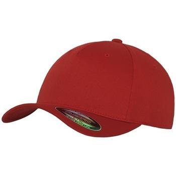 Accessoires textile Casquettes Flexfit F6560 Rouge