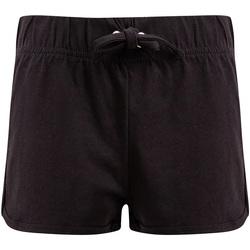 Vêtements Enfant Shorts / Bermudas Skinni Fit Retro Noir