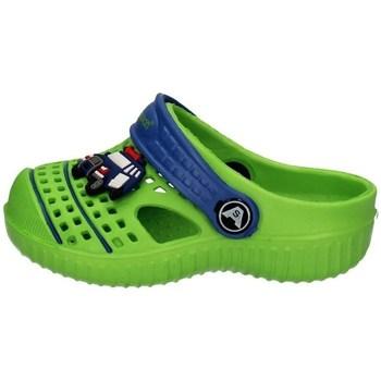 Chaussures Garçon Claquettes Allseason 82162Q VERT