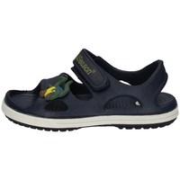 Chaussures Garçon Sandales et Nu-pieds Allseason 02171Q BLEU