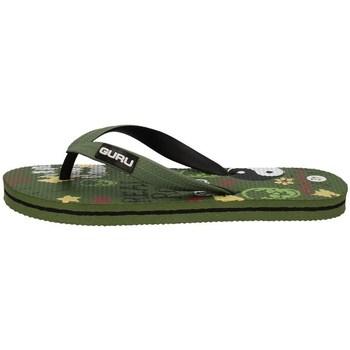 Chaussures Garçon Tongs Guru 92259 VERT