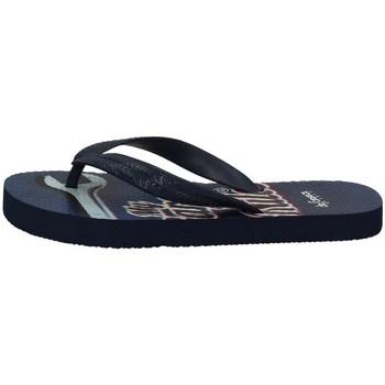 Chaussures Garçon Tongs De Fonseca RIMINI K300 BLEU