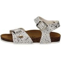 Chaussures Fille Sandales et Nu-pieds Valleverde GF1846A ARGENT