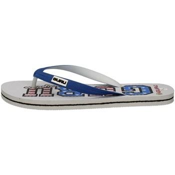 Chaussures Homme Tongs Guru 02854 BLANC
