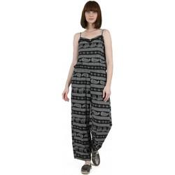 Vêtements Femme Combinaisons / Salopettes Molly Bracken MBG607E20 Noir