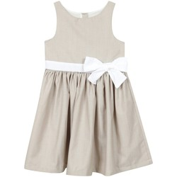 Vêtements Fille Robes courtes Floriane 2Q31565|61 Beige