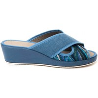Chaussures Femme Chaussons Northome 67195 BLUE