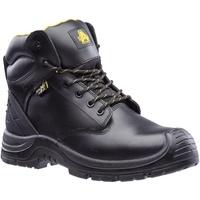 Chaussures Homme Chaussures de sécurité Amblers Safety  Noir