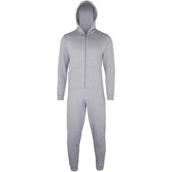 Vêtements Enfant Pyjamas / Chemises de nuit Colortone CC01J Gris