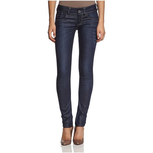 Vêtements Femme Jeans slim G-Star Raw Jean  Lynn Skinny Comfort Nexicon Denim