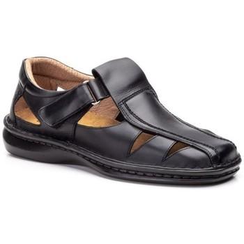 Chaussures Homme Sandales et Nu-pieds Cactus Calzados  Noir