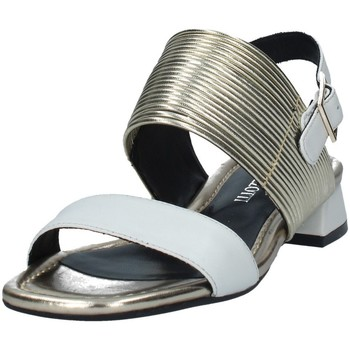 Chaussures Femme Sandales et Nu-pieds Adele Dezotti AY1107X SANDALS femme OR BLANC OR BLANC