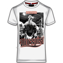 Vêtements Homme T-shirts & Polos Horspist Tee-shirt $SKU Blanc