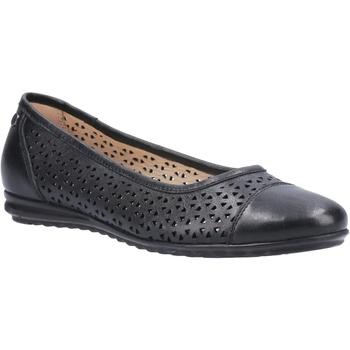 Chaussures Femme Ballerines / babies Hush puppies  Noir