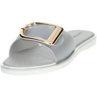 Chaussures Femme Mules Laura Biagiotti 6383 Argent