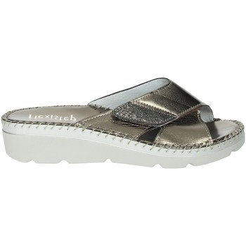 Chaussures Femme Mules Flexistep IU501734-NR Gris anthracite