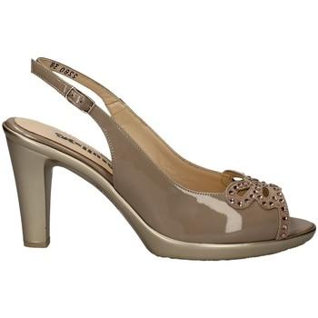 Chaussures Femme Sandales et Nu-pieds Melluso HR50103 Avec talon Femme BEIGE BEIGE