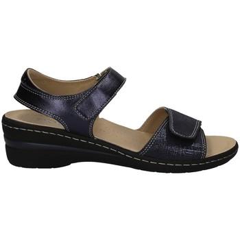 Chaussures Femme Sandales et Nu-pieds Melluso HO2977 BLEU