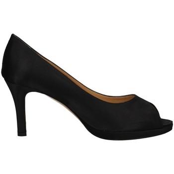 Chaussures Femme Escarpins Melluso HE1482 Vérifier Femme NOIR NOIR