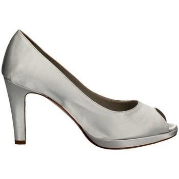 Chaussures Femme Escarpins Melluso HE1482 ARGENT